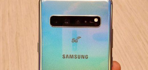 Le Galaxy S10 5G est l'un des premiers Smartphones à supporter nativement la 5G. Une véritable révolution dans le monde de l'internet à très haute vitesse.