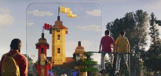 Minecraft Earth se veut être un Pokémon Go dans le monde de Minecraft.Est-ce que c'est une stratégie gagnante pourMicrosoft ?
