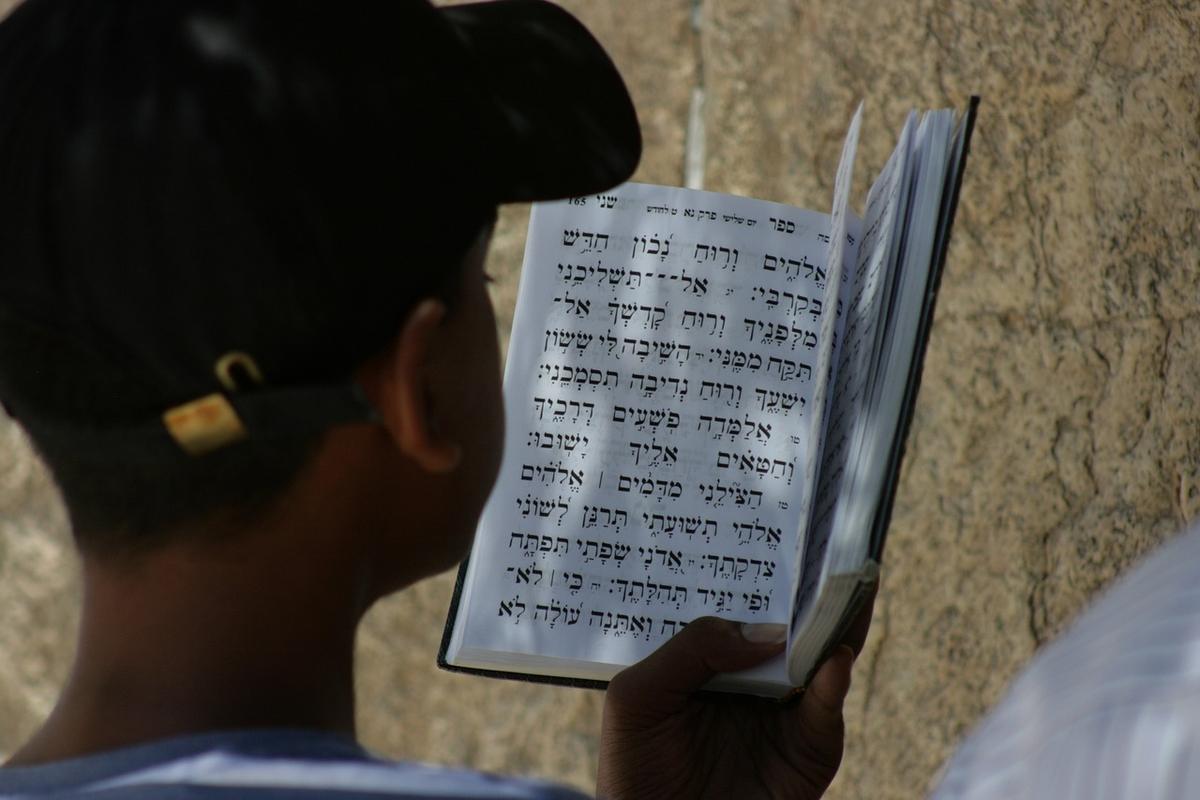 Lutz Langer prouve que même les pires individus de la société peuvent changer. Antisémite pur et dur, il est devenu juif et vit en Israël.