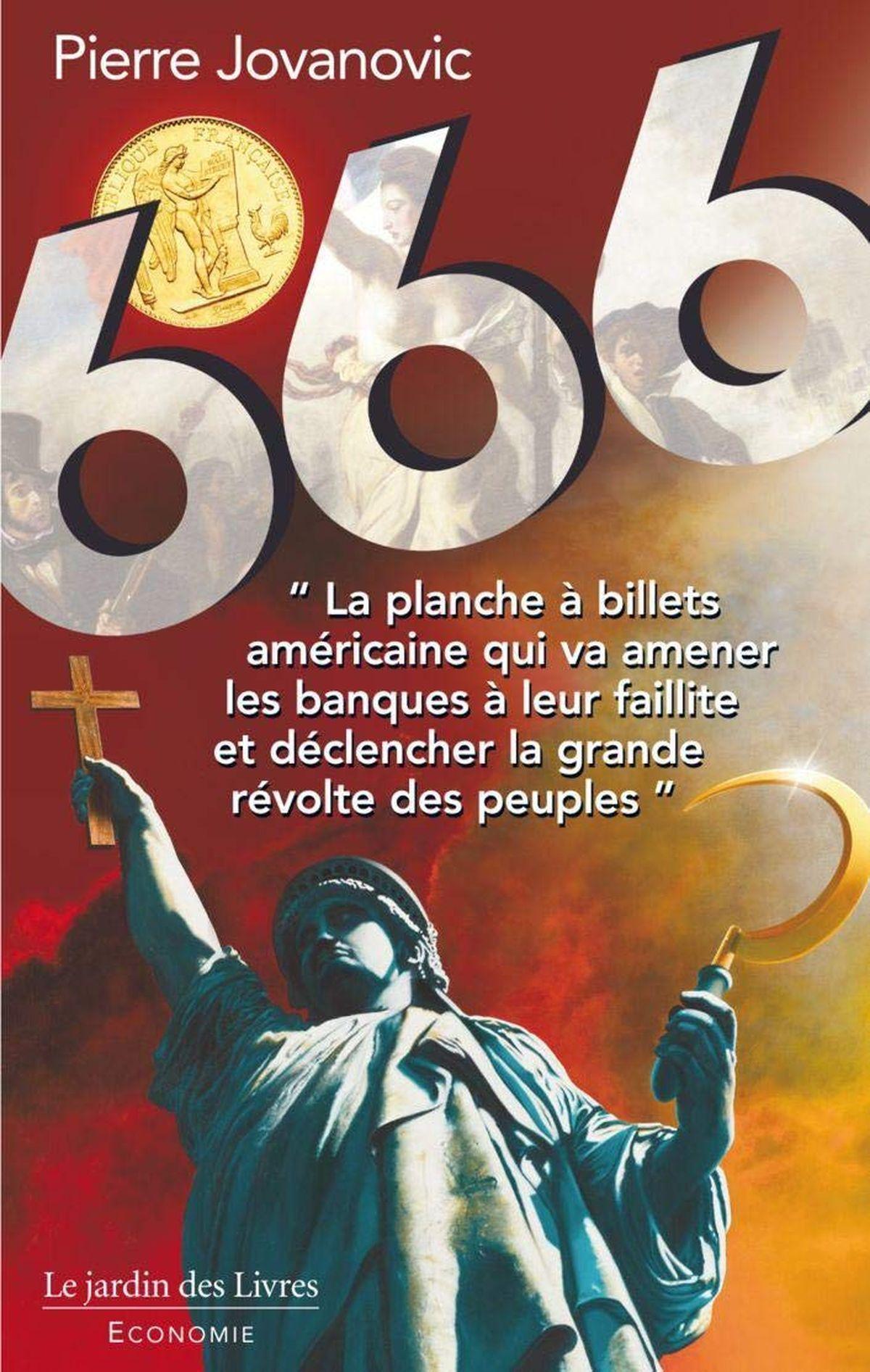 Un parallèle brillant entre l'apocalypse de Jean et l'aspect concret du vol de l'or mondial par les Etats-Unis.